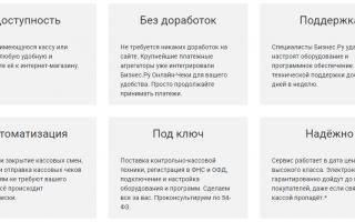 Онлайн чеки от Бизнес.Ру: как подключить и зарегистрировать?