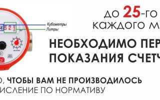 Передача показаний счетчиков воды в СПб через интернет и по телефону, личный кабинет ВЦКП