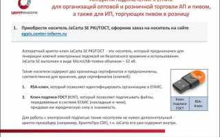 «ЦентрИнформ» ЕГАИС — официальный сайт электронной отчетности