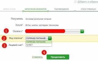 Аксиома школьное питание личный кабинет — автоматизация учёта в российских образовательных учреждениях