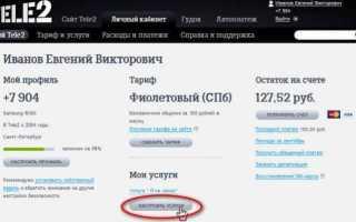 Контент (Мобильные подписки) от Теле2: управление, подключение и отключение услуги