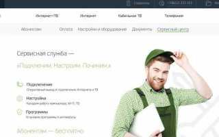 Личный кабинет zelenaya net – интернет и ТВ