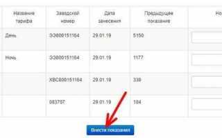 Способы передачи показаний счетчиков в «ИВЦ ЖКХ и ТЭК» Волгограда, работа в личном кабинете