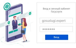 ГосУслуги Домодедово личный кабинет вход на сайт