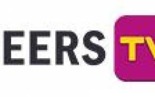 Личный кабинет Peers TV (Пирс ТВ)