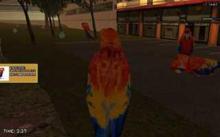Аризона РП – онлайн-проект игры Grand Theft Auto: San Andreas