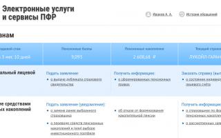 ПФР Волгоградская область Личный Кабинет — Официальный сайт