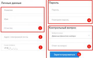 Портал Мосгосуслуг: вход в личный кабинет на pgu.mos.ru и регистрация на ПГУ
