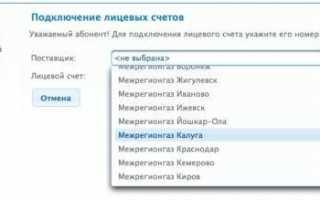 Как передать показания счетчика за газ в Новочебоксарске (Чувашская Республика)