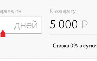 Займы РФ — Вход в личный кабинет