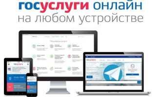 Госуслуги РФ личный кабинет – вход на сайт