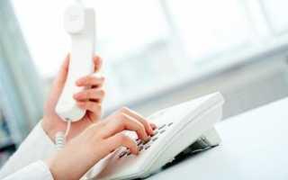 Единый телефон записи к врачам Новосибирска сократили до трех цифр