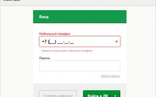 МФО Платиза (Platiza.ru) — войти в личный кабинет