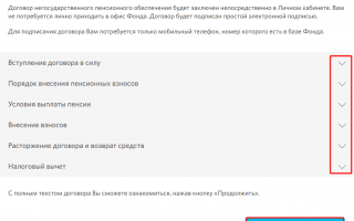 НПФ «Лукойл-Гарант» — личный кабинет (теперь НПФ «Открытие)