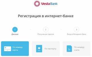 Личный кабинет Веста банк: алгоритм регистрации, преимущества мобильного приложения