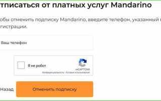 Mandarino Займ: нюансы кредитования и отзывы клиентов Мандарина займа