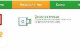 Личный кабинет для владельца кредитных карт Сбербанка