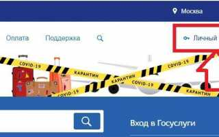 Личный кабинет клиента Пенсионного фонда — вход pfrf.ru