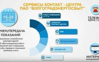 Волгоград энергосбыт — личный кабинет физического лица: вход, регистрация, показания счетчиков, оплата