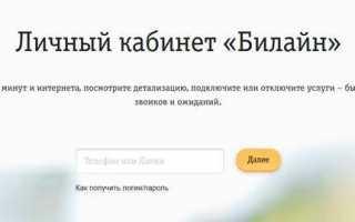 Личный кабинет Билайн банка: регистрация, правила использования мобильного приложения