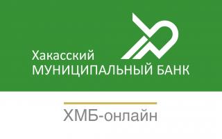 Хакасский Муниципальный Банк: вход в личный кабинет